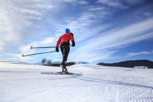 Cross country ski blog post pic