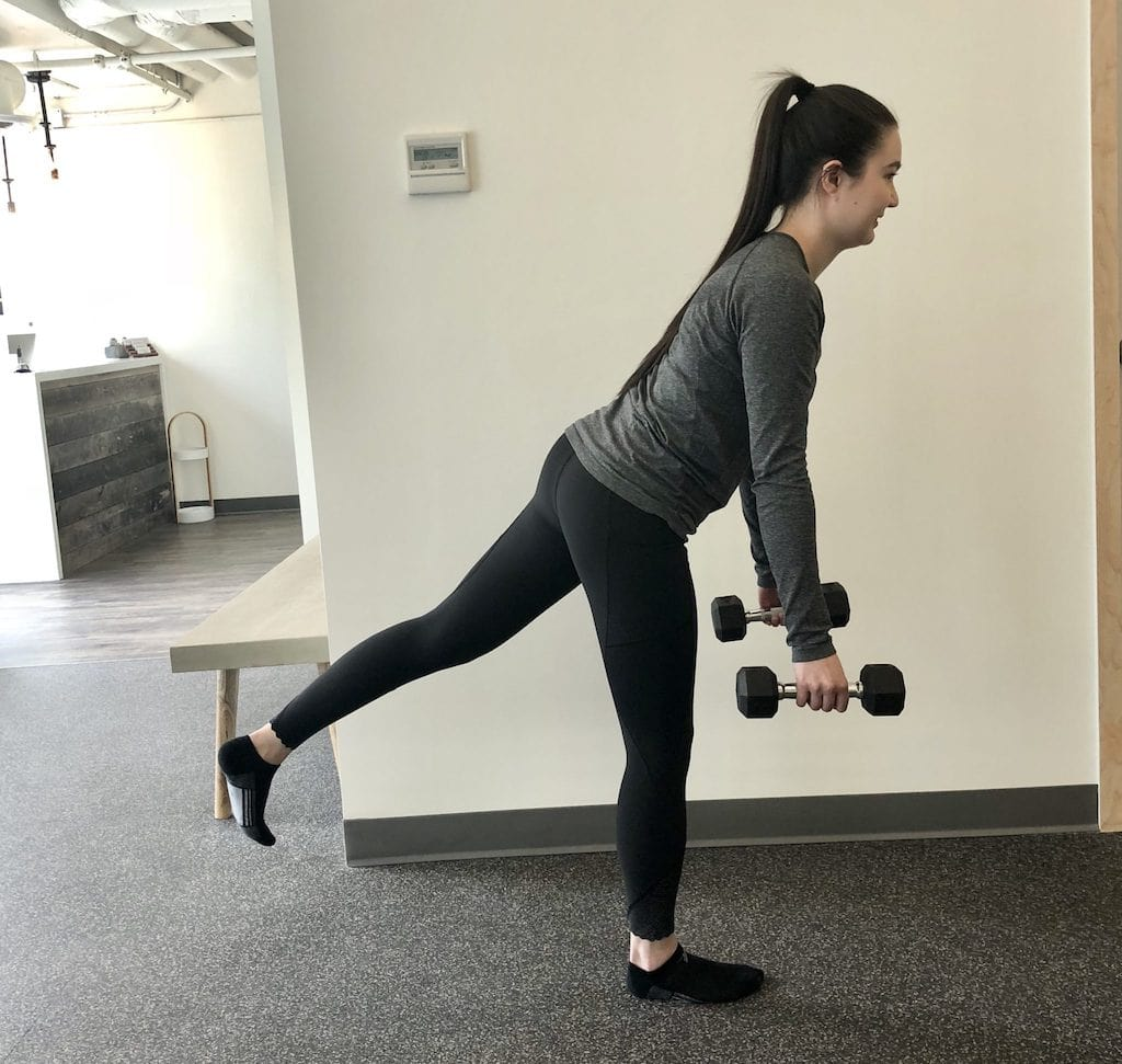 Dead lift 2 Tips First Hike Alaia Physio