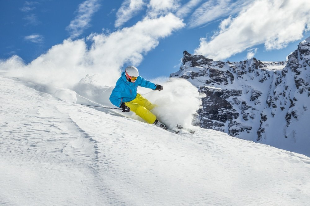 Prevent Knee Injury ski alaia physio